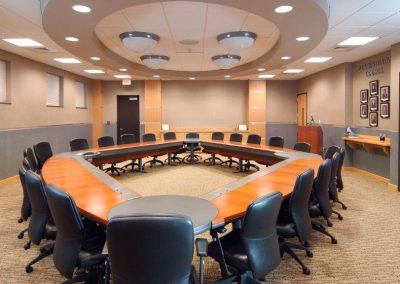 Eventi Boardroom Table