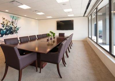 Americana executive table