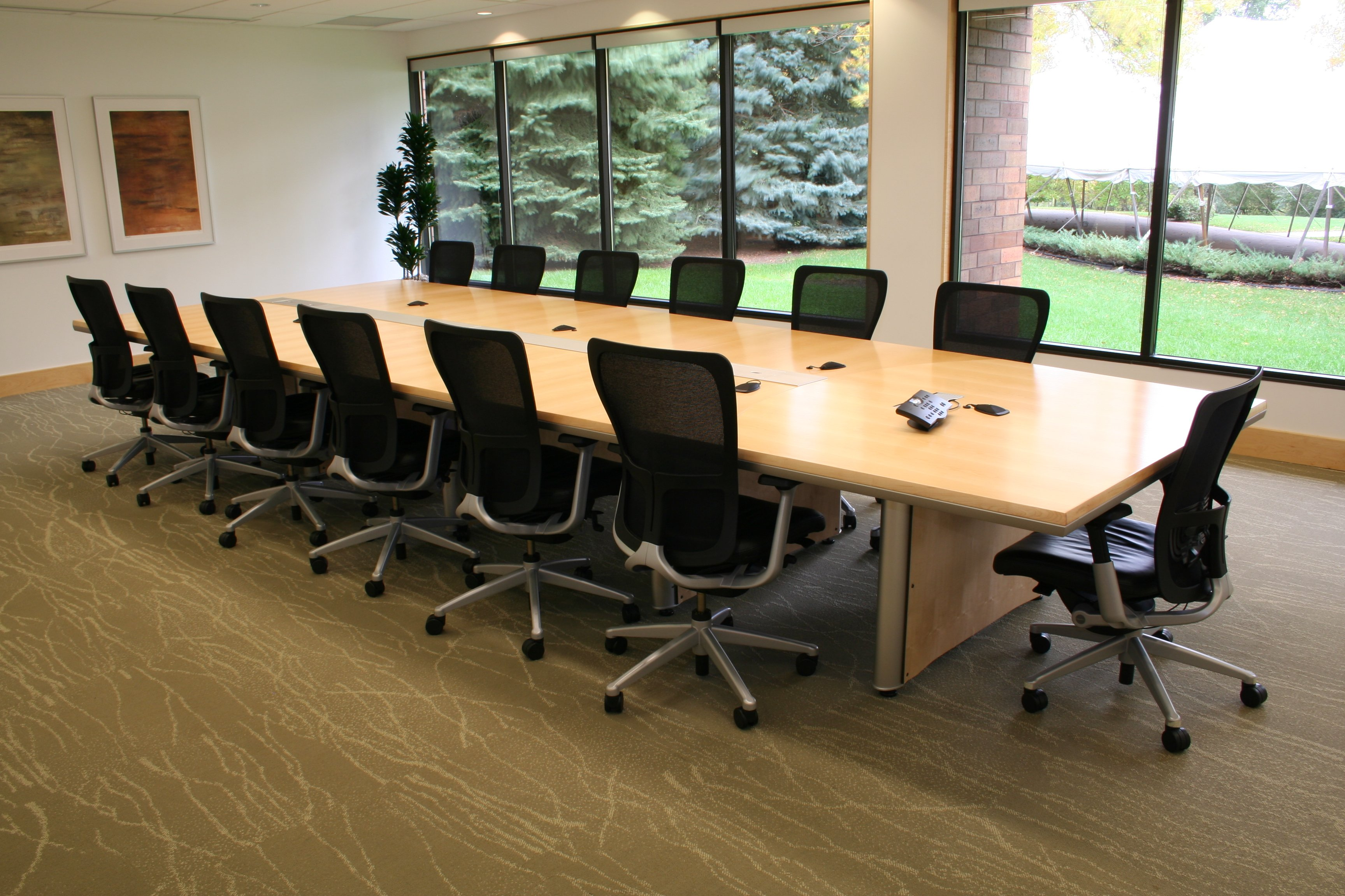 Unique Eventi™ Articulating Conference Tables  Nevers Collections