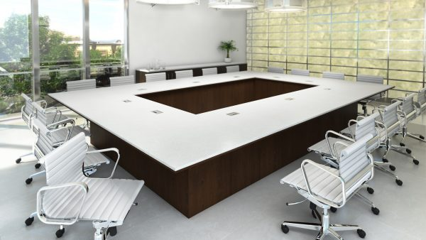 Symposia conference table