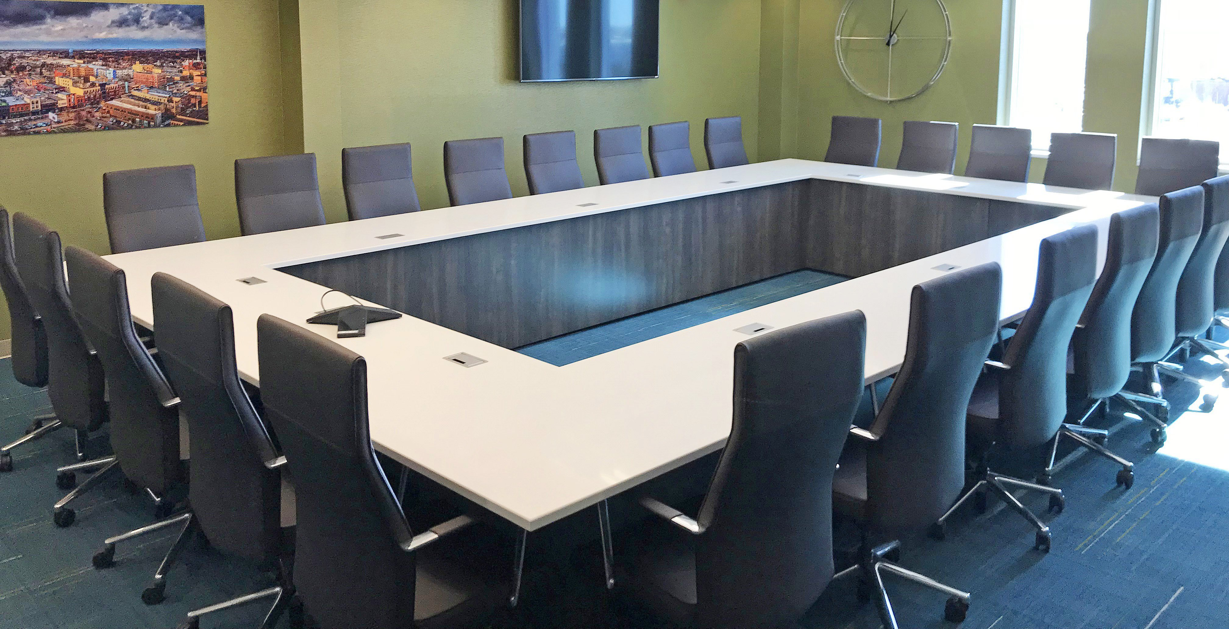 Symposia® Conference + Presentation Tables  Nevers Collections