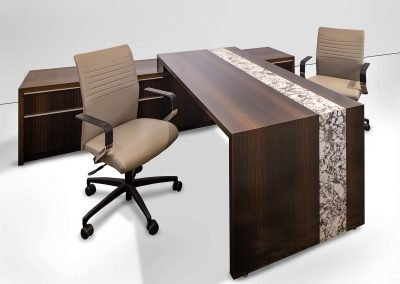 Nevers Cazzador Executive Office Desk