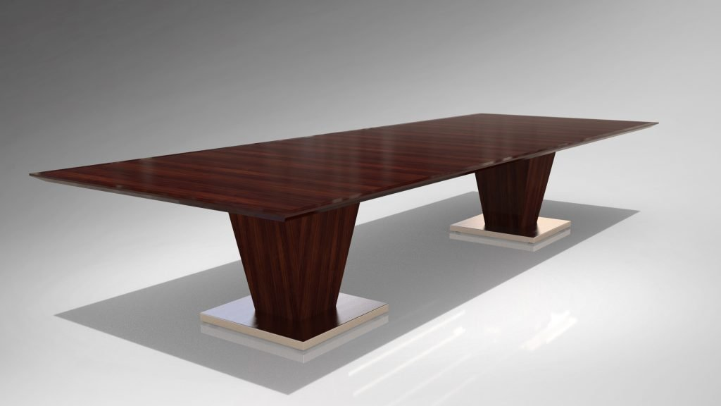 Nevers Tempezo Viewpoint Conference Table 168