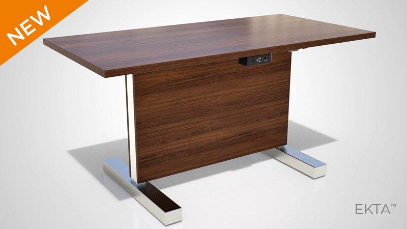 EKTA Executive Flip-Top Training Tables